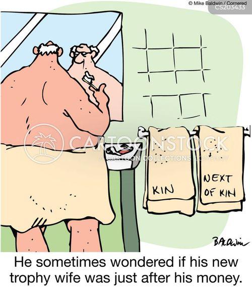 gold-diggers cartoon