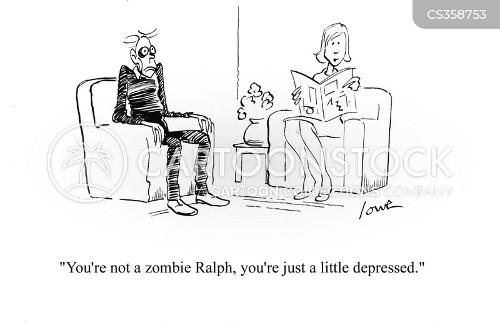 stoic cartoon