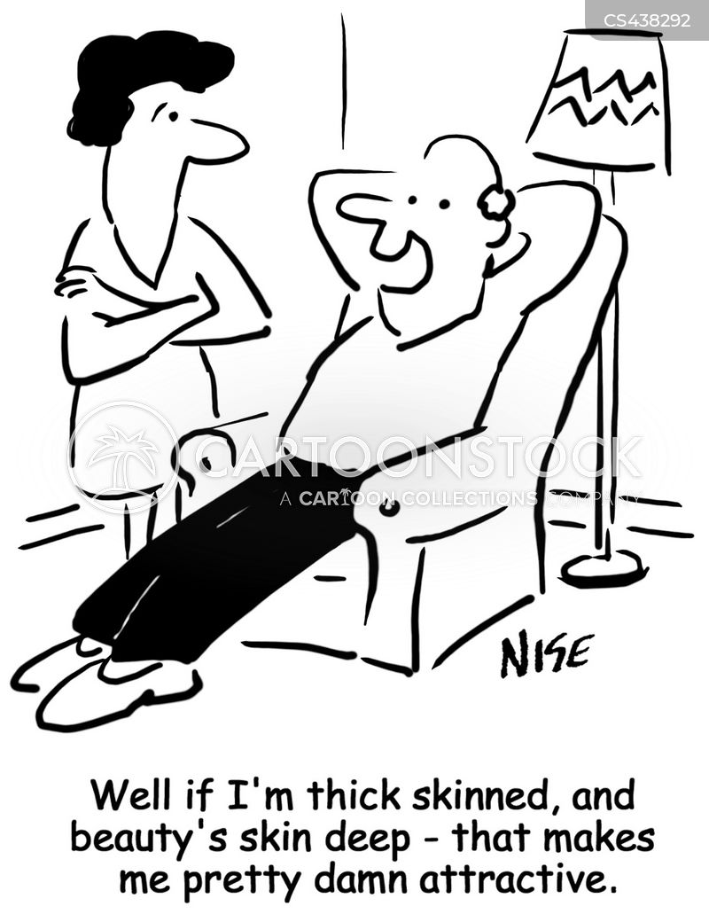 skin deep cartoon
