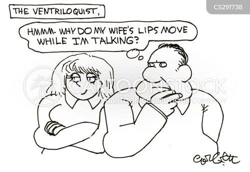 pushover cartoon