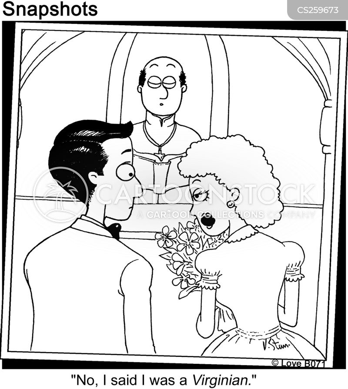 virginian cartoon