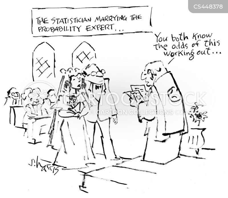 statistics teacher cartoon