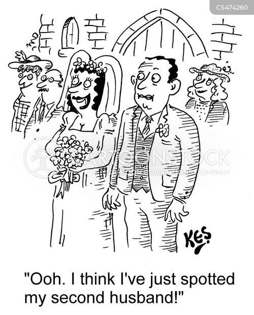 serial monogamist cartoon