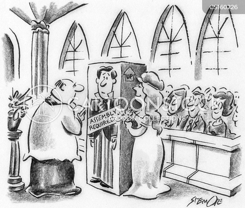 assembly required cartoon
