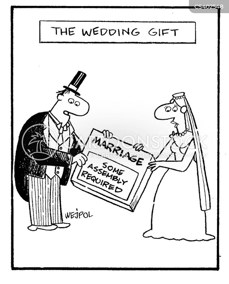 Wedding gift cartoons and comics funny pictures from cartoonstock wedding gift cartoons wedding gift cartoon funny wedding gift picture wedding gift negle Choice Image