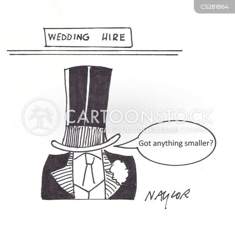 top-hats cartoon