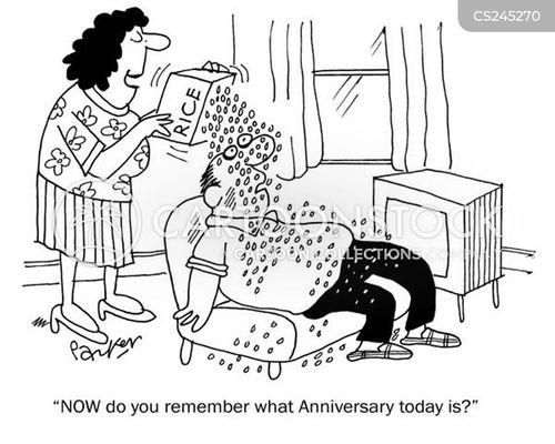 forgetting anniversaries cartoon