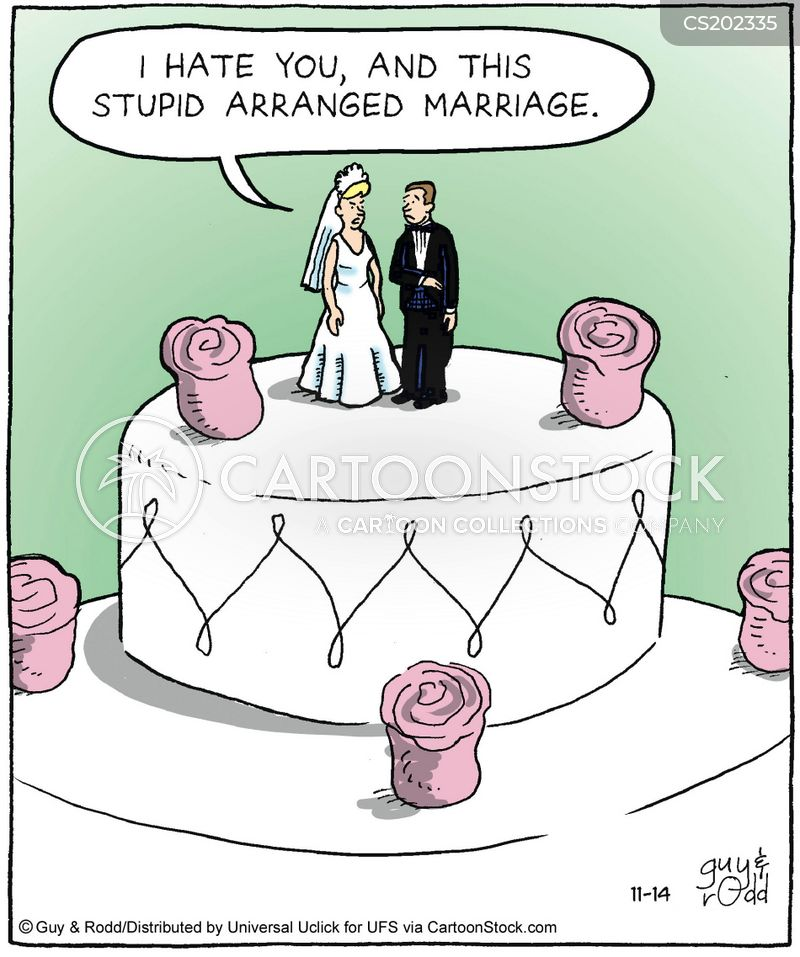 wedding figurines cartoon