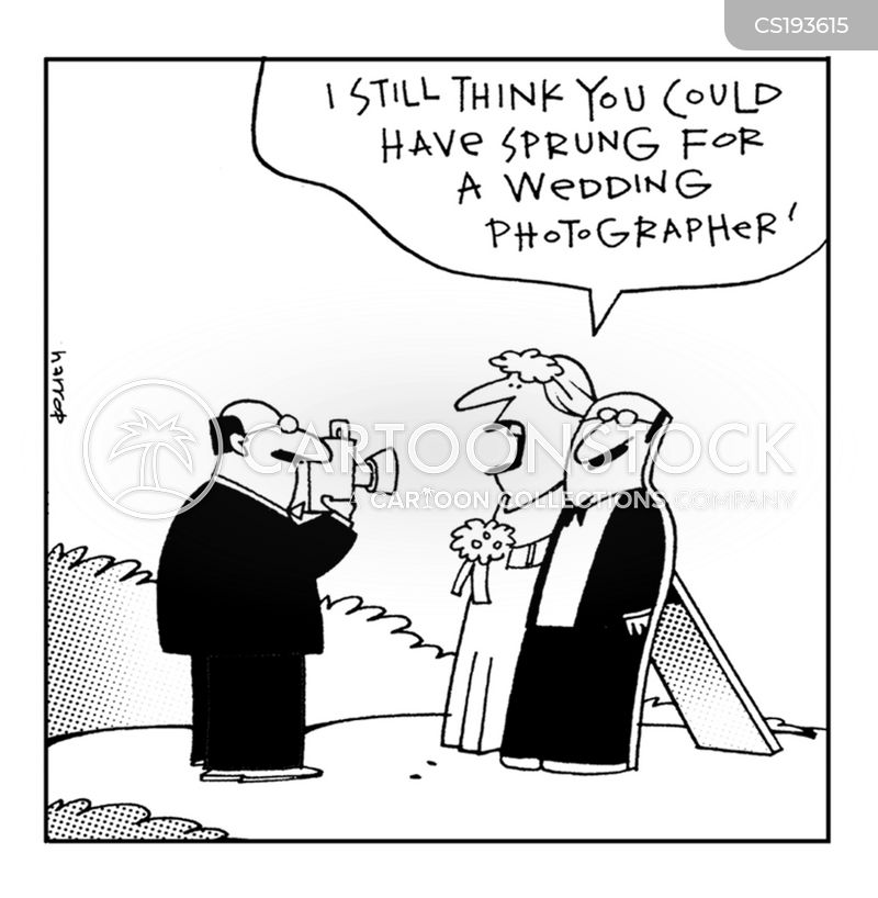 wedding pictures cartoon