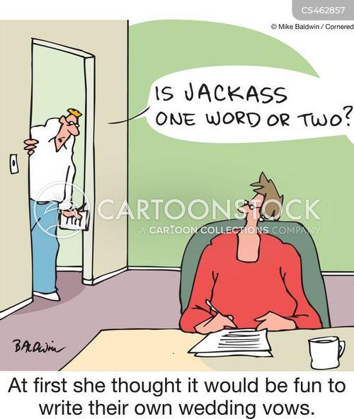 jackass cartoon