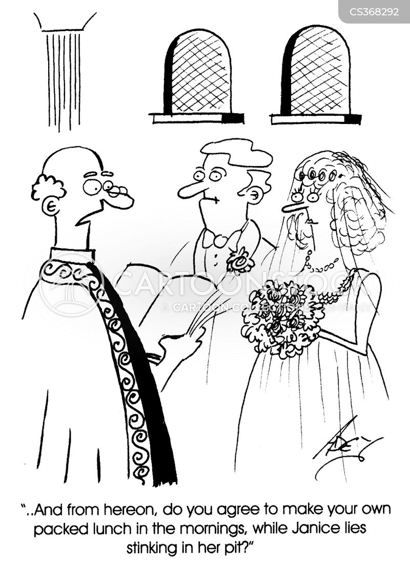 Man And Women Cartoon 1 Of