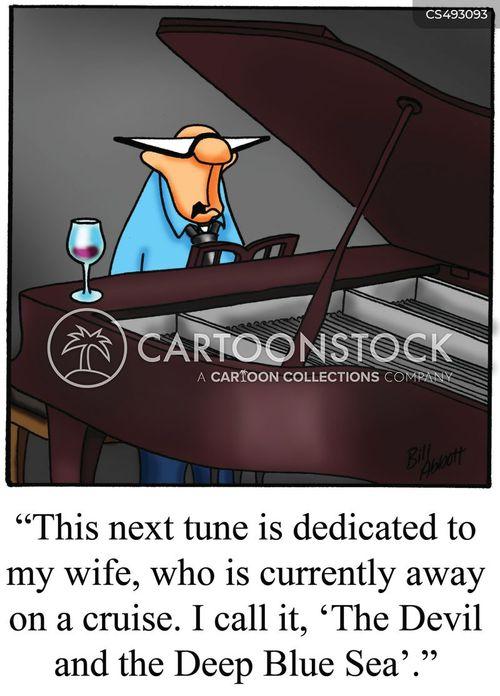 cruise-ships cartoon