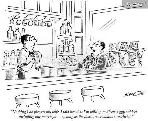 discourse cartoon