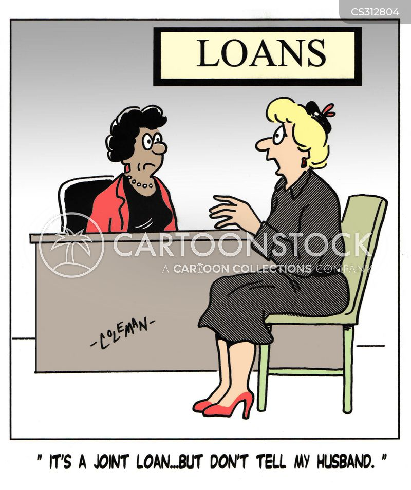 Joint Loan cartoons, Joint Loan cartoon, funny, Joint Loan picture, Joint Loan pictures, Joint Loan image, Joint Loan images, Joint Loan illustration, Joint Loan illustrations