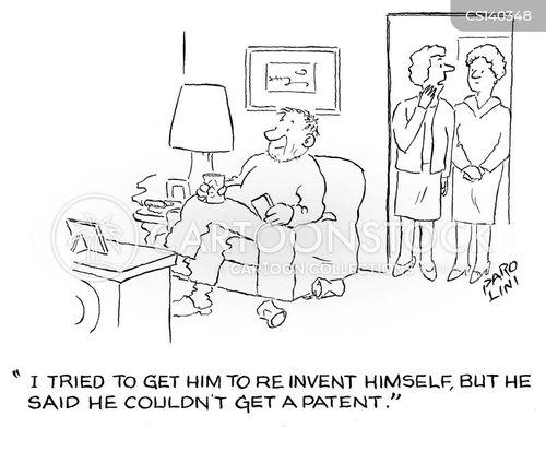 reinvent cartoon