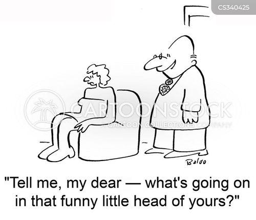 patronises cartoon
