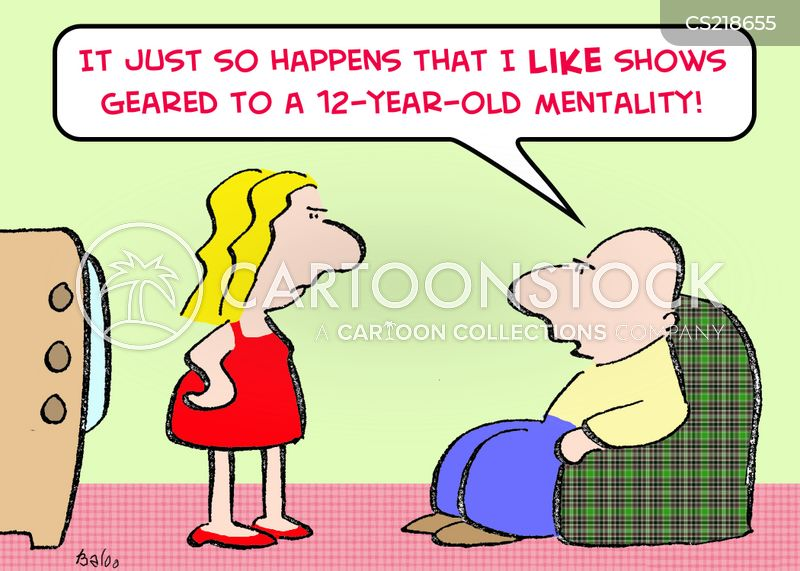 Tween Cartoons and Comics - funny pictures from CartoonStock