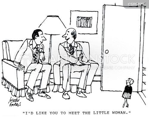 derogatory cartoon