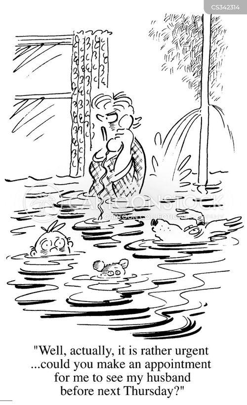 unavailable cartoon