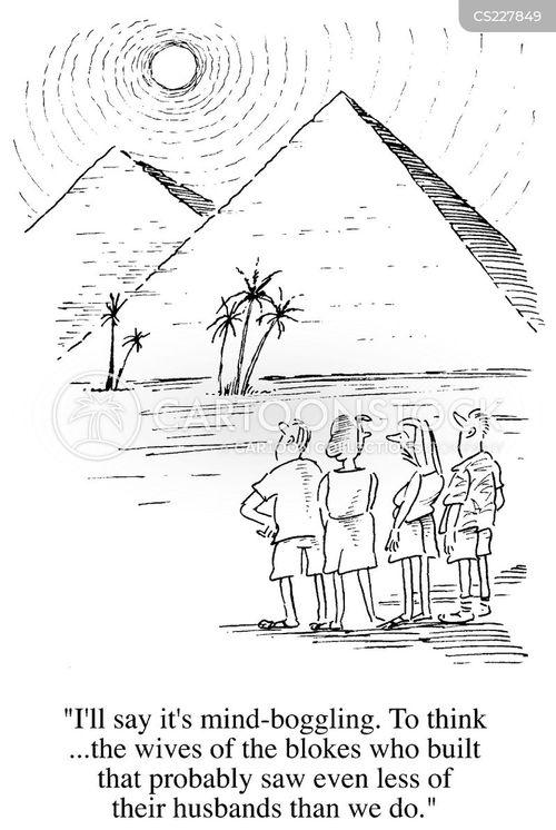 pharoahs cartoon