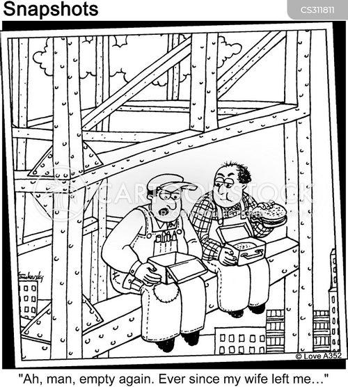 at work cartoon
