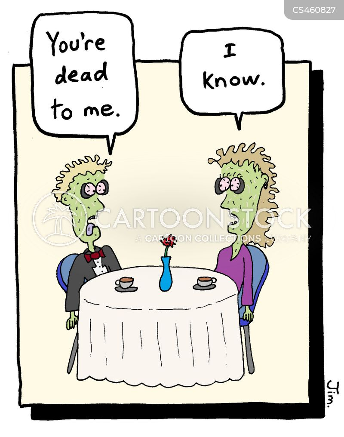 zombie films cartoon
