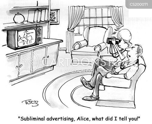 eavesdropping cartoon