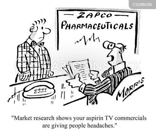 adverse effects cartoon