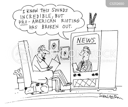 anti cartoon