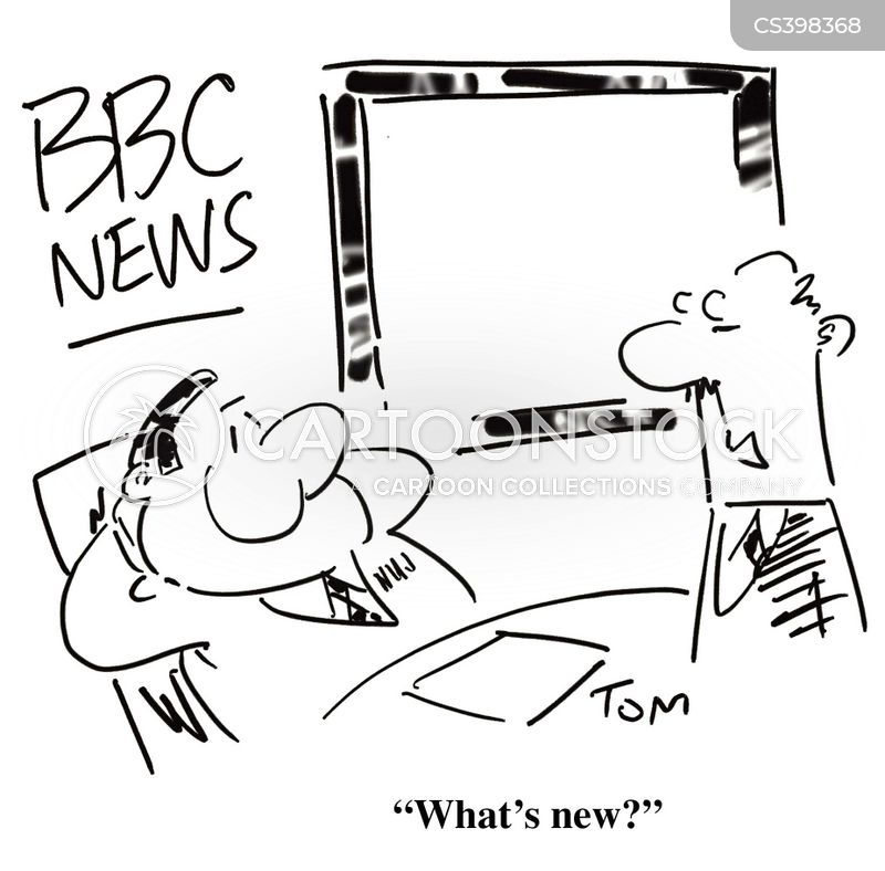 bbc strike cartoon