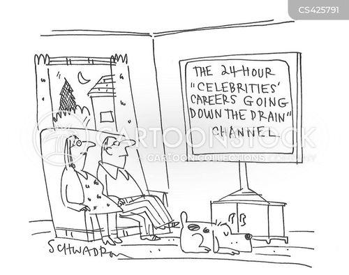 a listers cartoon