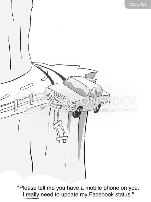 cliffhangers cartoon