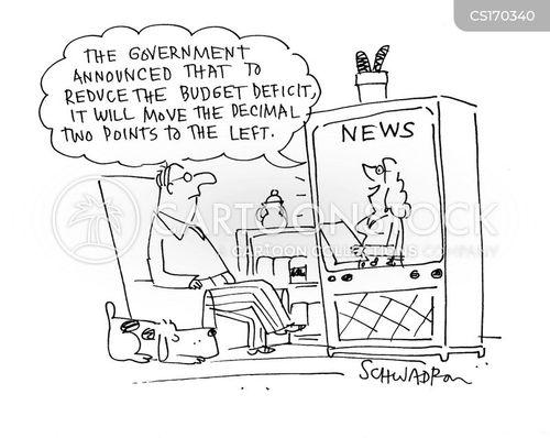 cutting costs cartoon