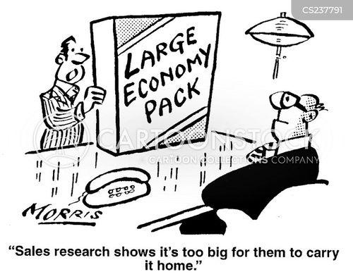 economy pack cartoon