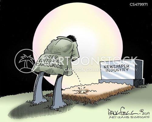 editorial cartoonists cartoon