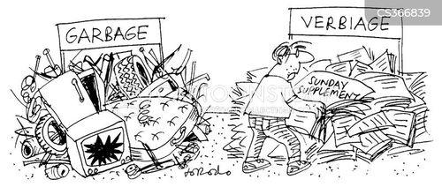 verbiage cartoon