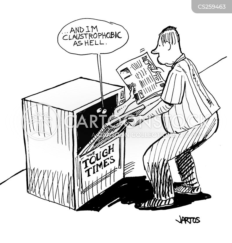 Newspaper Box Cartoons and Comics - funny pictures from