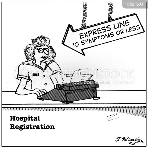 express lines cartoon