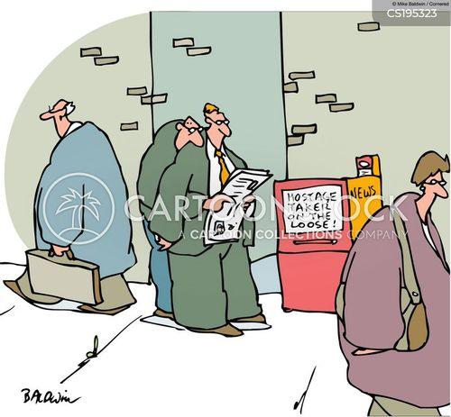 kidnappings cartoon