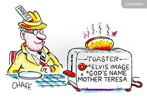 religious images cartoon