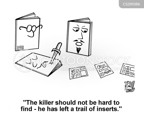 inserts cartoon