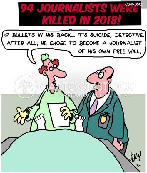career advances cartoon