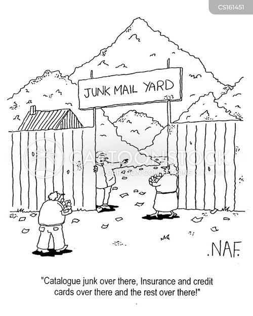 junk mail sign up prank uk top