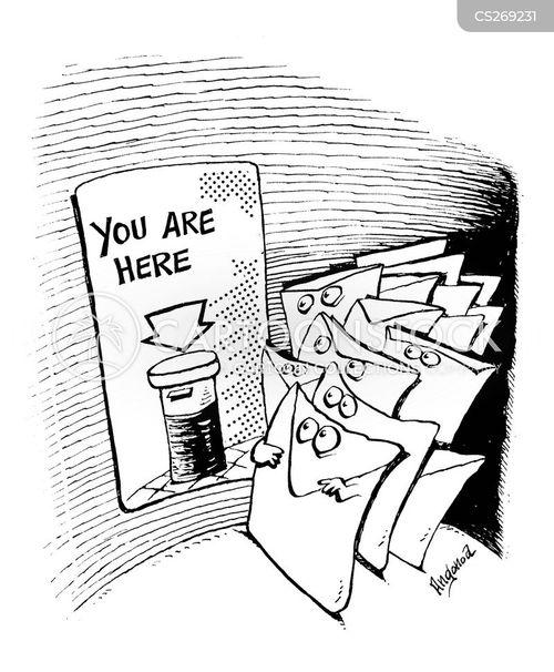 Bad Postal Service Cartoons And Comics