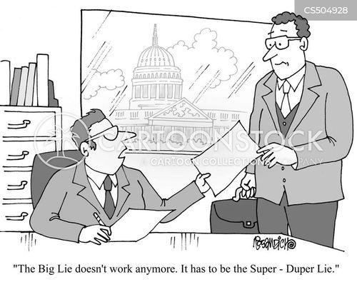 logical fallacy cartoon