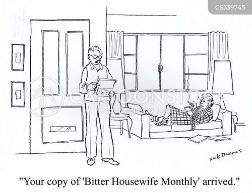 bitterly cartoon