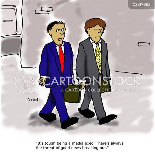 tough job cartoon