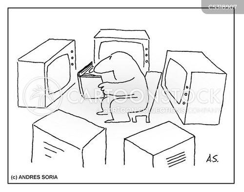 brilliant cartoon