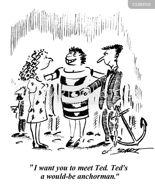 tv careers cartoon