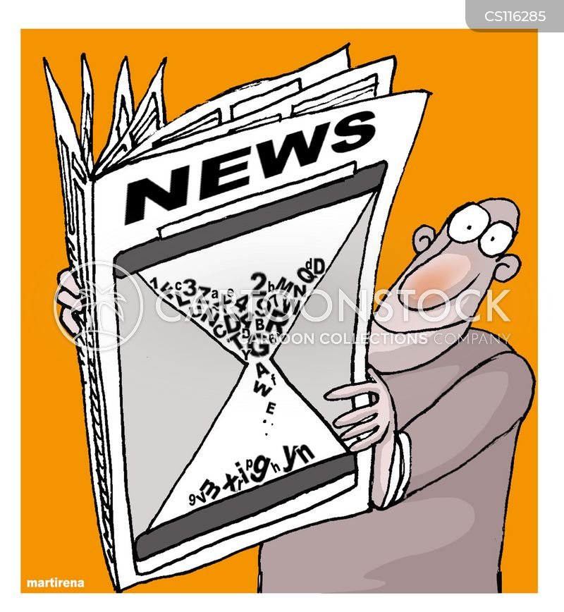 front page cartoon